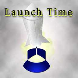 Launch Time Graphic