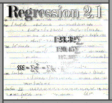 Regression Logo